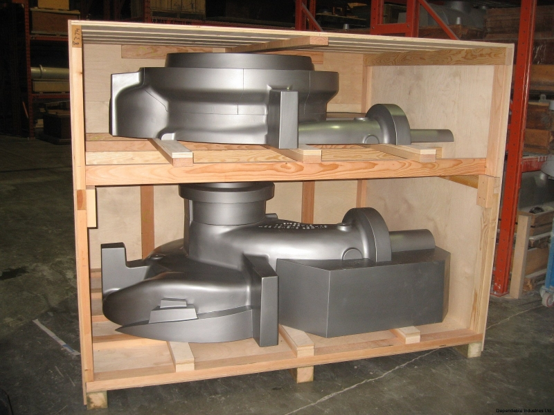 Shipping and Storage Crating For World Wide Deliveries